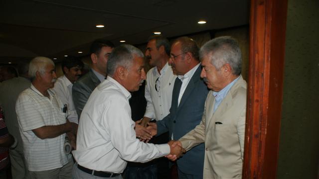 Melik;Ankara\'da Urfa\'nın Sesi olacağım