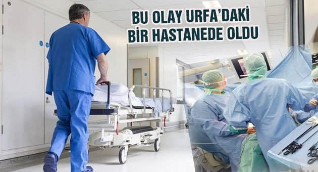 Urfa\'da hastanede PKK\'lıyı Ameliyat eden 2 Kişi Tutuklandı