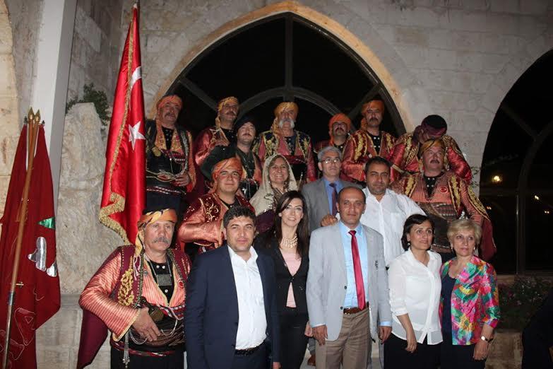 Şanlıurfa\'dan Ankara\'ya Kültür yolculuğu