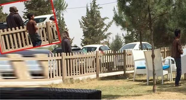 Suriyeli anne çocuğunu zorla dilendirince...