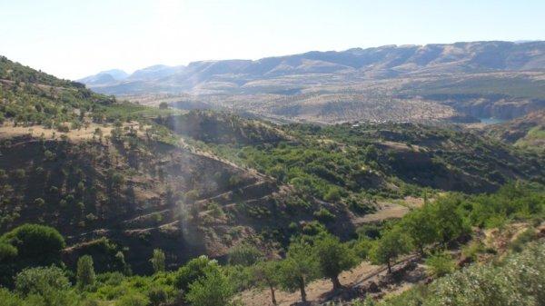 Urfa\'daki Bu Doğa Harikası Sahipsiz