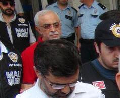 Merkez Valisi Yavaşcan tutuklandı
