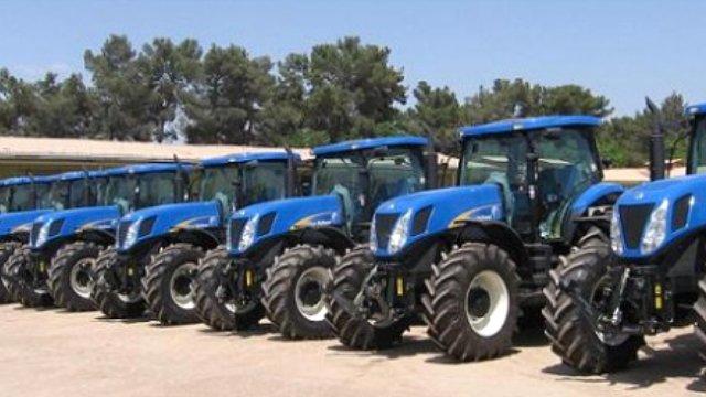 Şanlıurfa'da traktör sayısı arttı