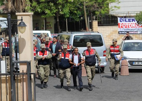Şanlıurfa?da PKK/KCK operasyonu: 6 gözaltı