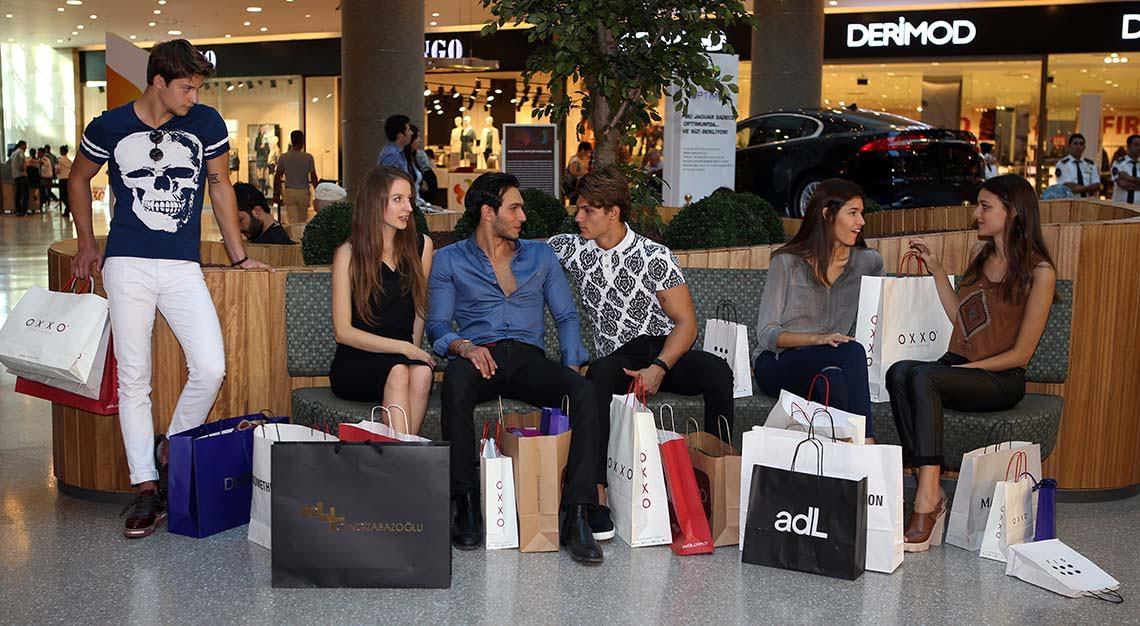 Alışveriş keyfi Ramazan'da da Optimum ve Piazza AVM'lerde sürüyor