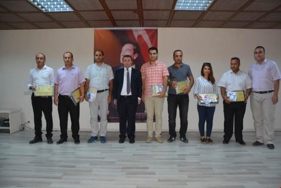 Viranşehir'de 25 okul beyaz bayrak almaya hak kazandı