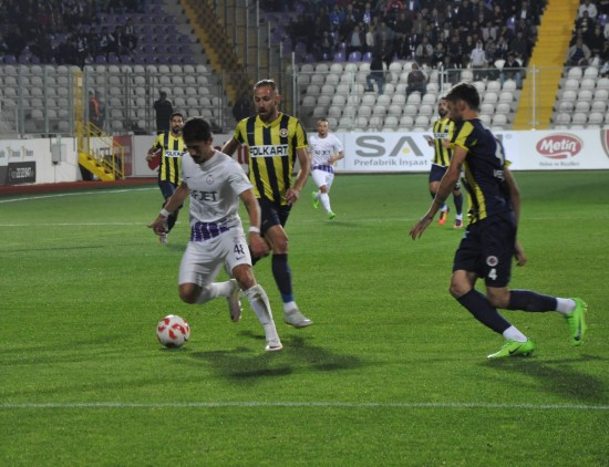 AFJET Afyonspor: 2 - Menemen Belediyespor: 1