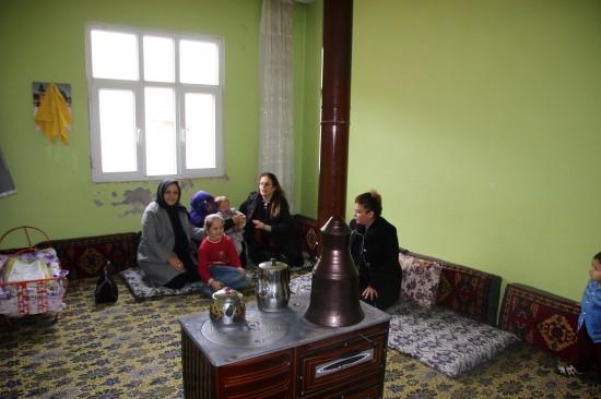 Sema Çiftçi'den kadın destek merkezlerine davet