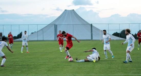 Eskişehirspor: 1 - Erbaaspor: 1