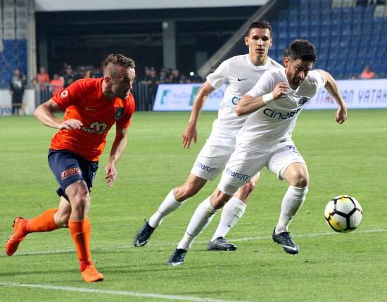 Medipol Başakşehir: 3 - Kasımpaşa: 2
