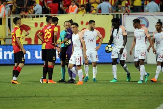 Göztepe: 0 - Galatasaray: 1
