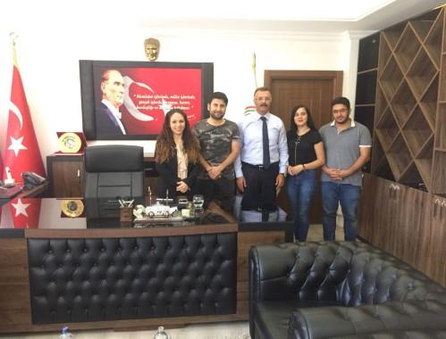 FETÖ ve PKK'nın inlerine giren Savcı Öztoprak'tan basın mensuplarına veda