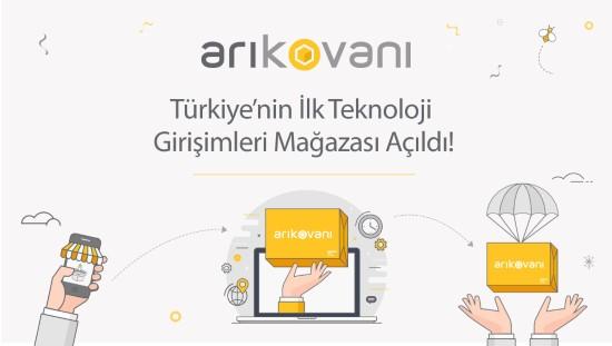 Arıkovanı Mağaza, Türkiye'de girişimcilere pazar yeri açacak