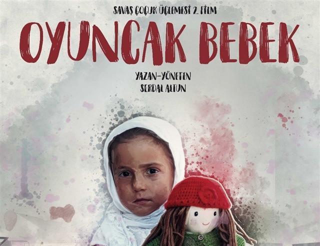 Oyuncak Bebek en iyi kısa filme aday gösterildi