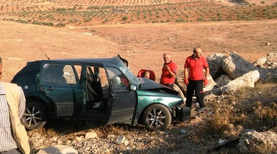 Şanlıurfa'da otomobiller çarpıştı: 5 yaralı