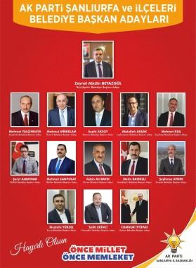 AK Parti Şanlıurfa İl Başkanı Bahattin Yıldız: