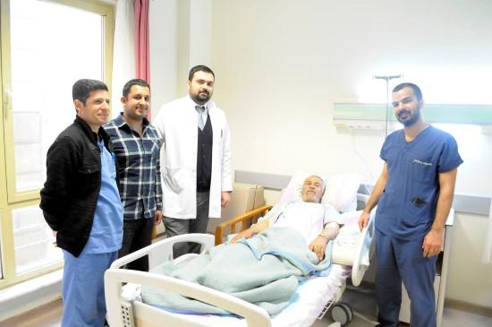 Siverek Devlet Hastanesi bir ilke imza atıldı
