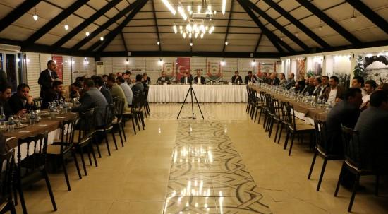 Beyazgül turizm sektör temsilcileriyle buluştu