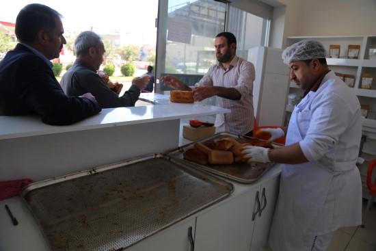 Çölyak hastalarına günlük sıcak ekmek