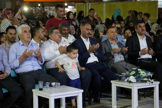 Eyyübiye 'de Ramazan etkinlikleri dolu dolu geçiyor