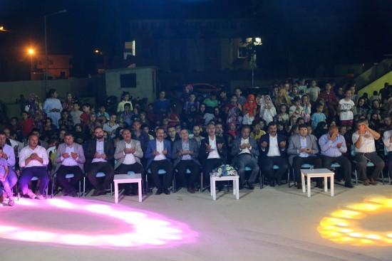 Eyyübiye'de Ramazan etkinlikleri sürüyor