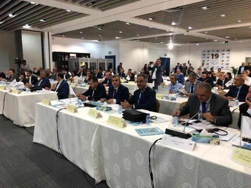 Uclg-Mewa toplantısı sona erdi