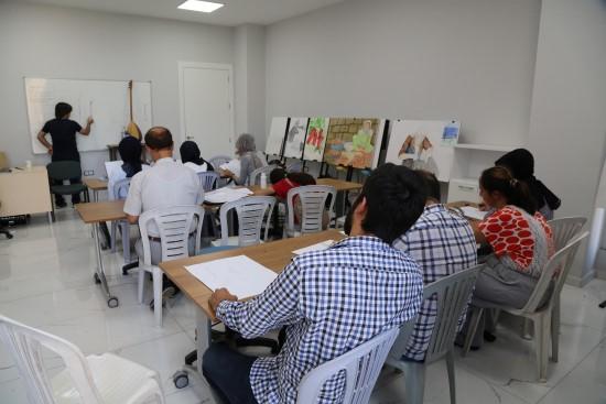 Haliliye Belediyesi gençleri geleceğe hazırlıyor