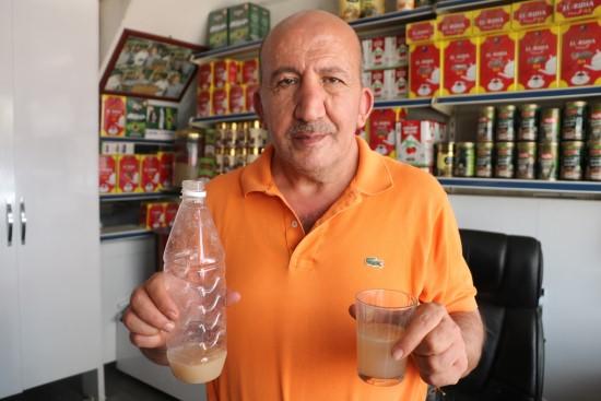 Koruk suyu şifa kaynağı