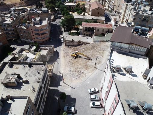 Haliliye'de çeyrek asırlık sorun çözüme kavuşuyor