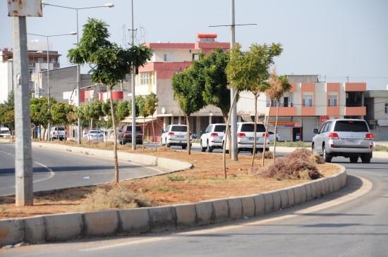 ABD'li askeri heyet ile Türk yetkililer sınırda incelemede bulundu