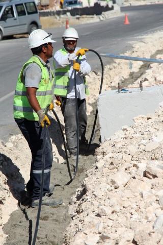 Dicle Elektrik'ten Karaköprü'ye 1 milyon liralık aydınlatma yatırımı