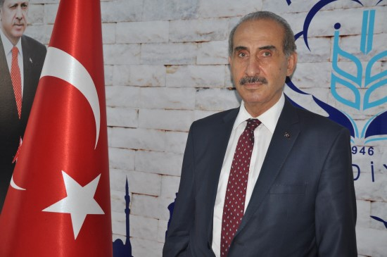 """Akçakale Belediye Başkanı Yalçınkaya: """"Akçakale Kudüs gibi olmadan harekat yapılmalıdır"""""""