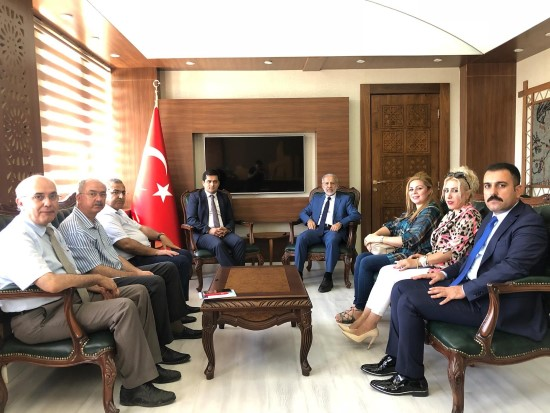 HRÜ akademik yıl açılışı Harran'da gerçekleşecek