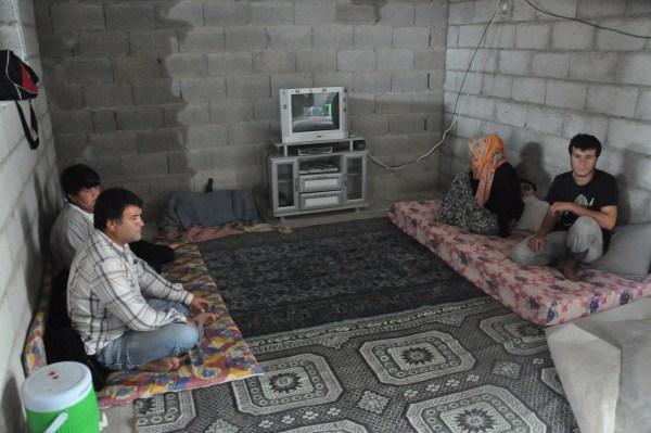 10 Gündür Urfa'dalar 2 Gündür Üşüyorlar