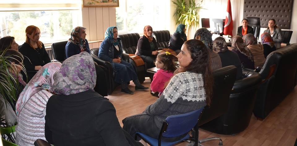 Halfeti\'de Kadın Politikaları Müdürlüğü kuruldu