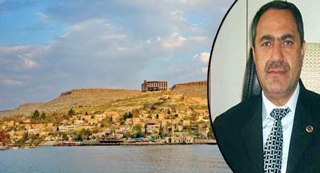 Eski başkan Halfeti\'deki otel ile ilgili kendini savundu