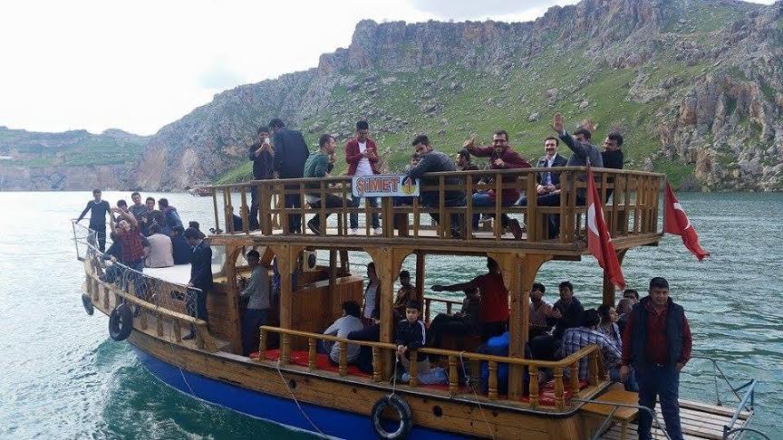 TÜGVA Şanlıurfa Kültür Gezilerine Başladı