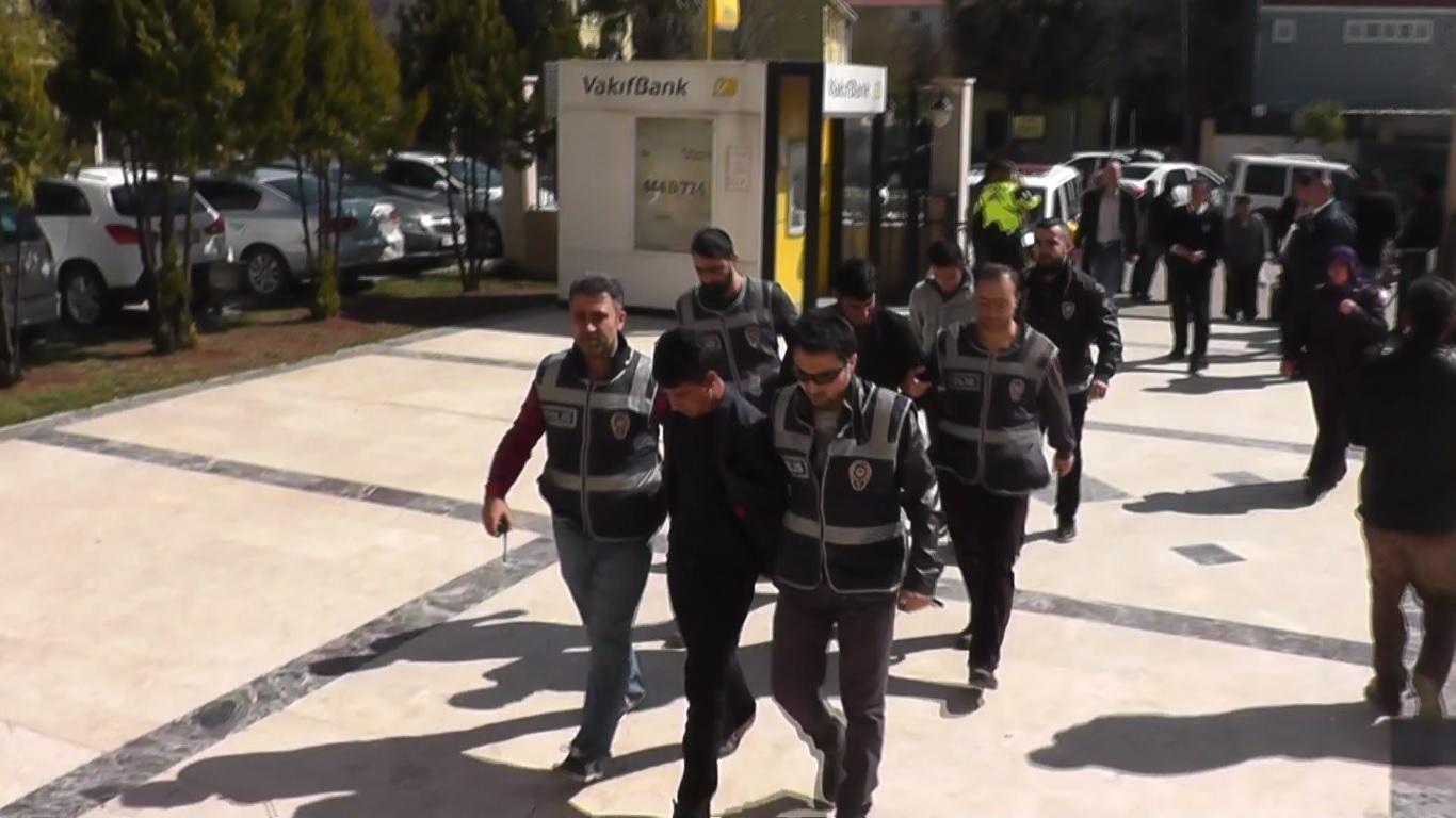 Urfa\'da Telefon dolandırıcılığına 4 gözaltı