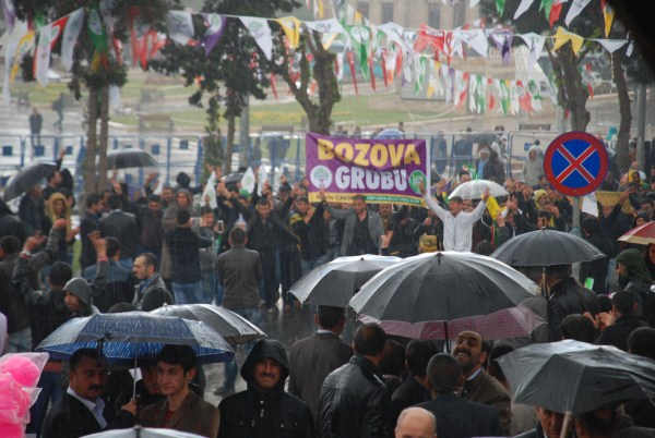 HDP Vekil Tanıtımına Bozova dopingi