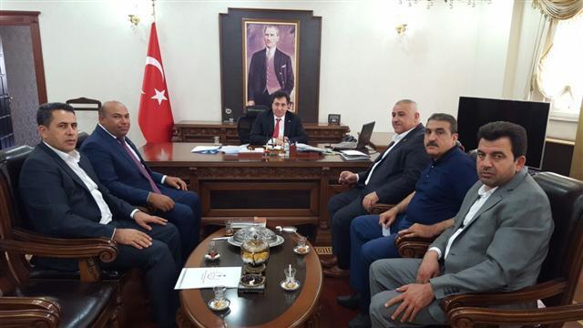 TÜMSİAD Suriye komisyonunun hummalı çalışması