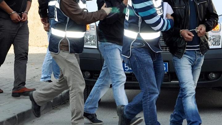 Urfa\'da 59 polis tutuklandı