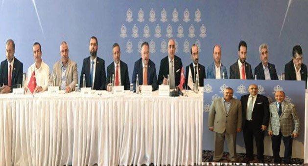 TÜMSİAD?ın Tüm Başkanları İstanbul