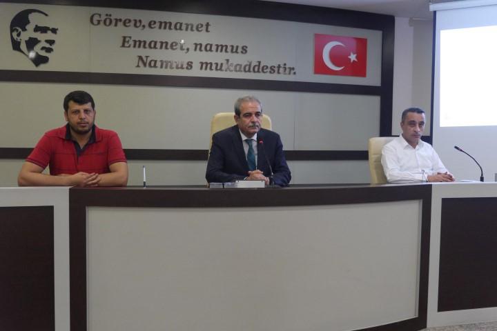Haliliye belediyesi?nden 15 temmuz dayanışma kampanyasına 246 bin liralık destek