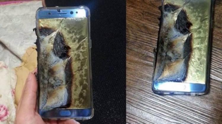 Samsung Galaxy Note 7'yi tamamen bitiriyor