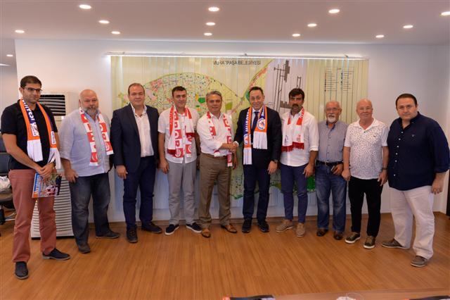 Antalyaspor Derneği ve Muratpaşa Belediyesi iş birliği protokolü imzaladı