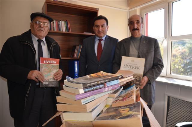 Fakülte kütüphanesi için kampanya başlatıldı